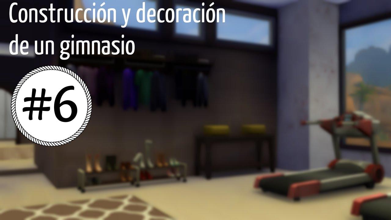 Construcci n y decoraci n gimnasio 6 youtube - Decoracion de gimnasios ...