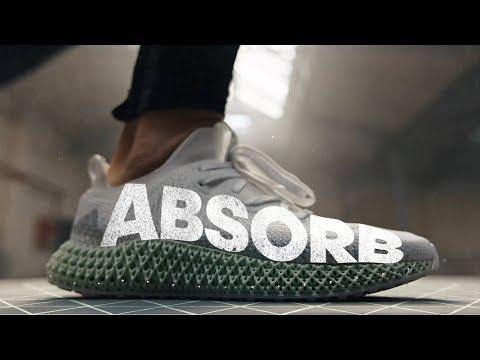 adidas ALPHAEDGE 4D YouTube
