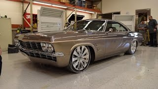Chip Foose's 1965 Impala