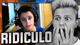 Hice el ridículo en este vídeo Y SE HA HECHO FAMOSO...