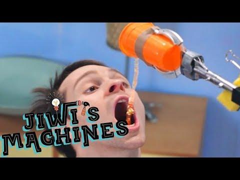 Crumbs! - Jiwi's Machines Ep. 1 - FULL EPISODE