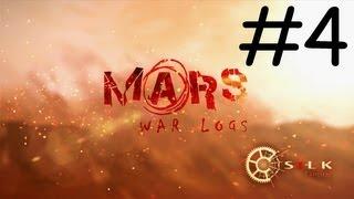 Mars War Logs Gameplay/Walkthrough Part 4!: MORE MOLES!!!!