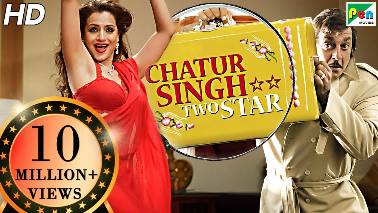 Chatur Singh Two Star (2019) Hindi Dubbed Dual Audio Movie