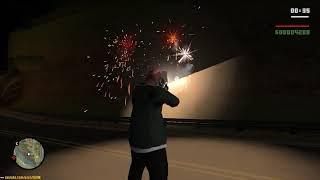 GTA San Andreas - Modified Firework Launcher