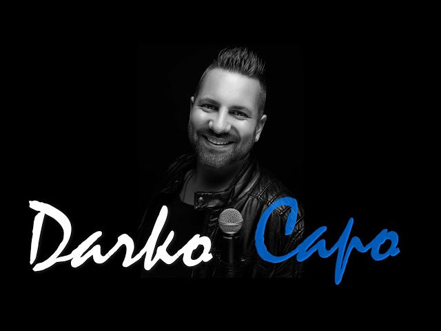Darko Capo | Dao sam ti dusu (Alen Slavica) | (Official Audio)