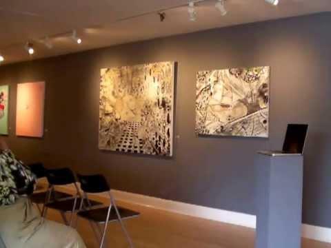 Konsterlie @ Westport Art Center, SOLOS 2013