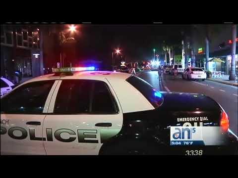 Arrestan a tres hombres por aterrorizar a pareja en Miami Beach