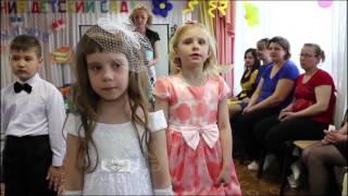 видео выпускной в детском саду 2015