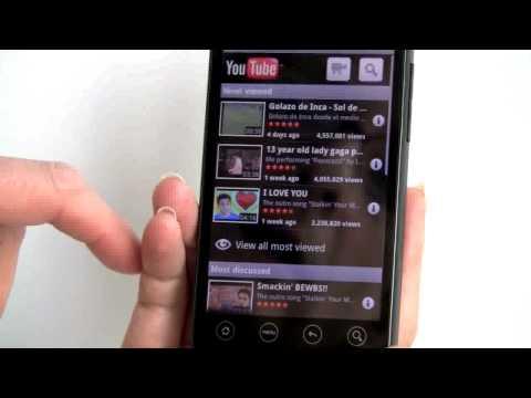Sprint HTC EVO 4G Video Review