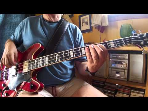 Janis Joplin - Me and Bobby McGee - Bass