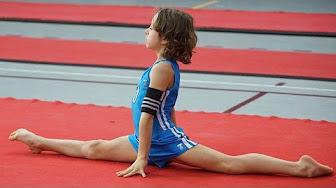 Ginnastica artistica tutorial allenamenti esercizi for Maschile e femminile esercizi
