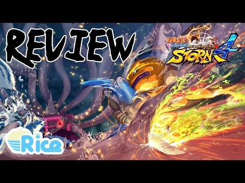 Naruto Shippuden: Ultimate Ninja Storm 4 Review