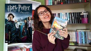 Harry Potter ve Ateş Kadehi  Kitap ve Film Yorumu