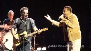 Jole Blon - Springsteen  & Gary US Bonds - MetLife Stadium - Sept 22, 2012