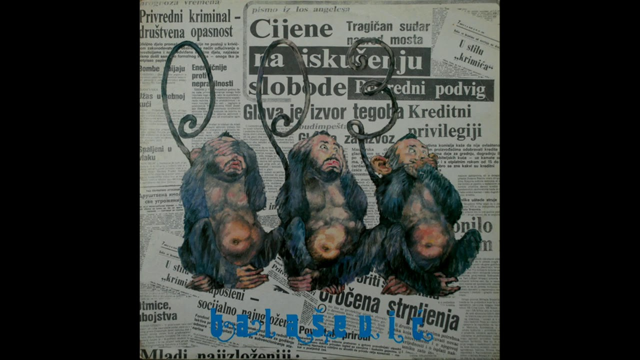 Download Djordje Balasevic - 003 (Ceo album) - (Audio 1985) HD