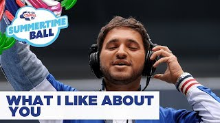 Jonas Blue – 'What I Like About You' | Live at Capital's Summertime Ball 2019