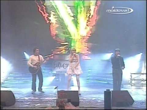 Olia Tira Live  Eurovision - Moldova 2009