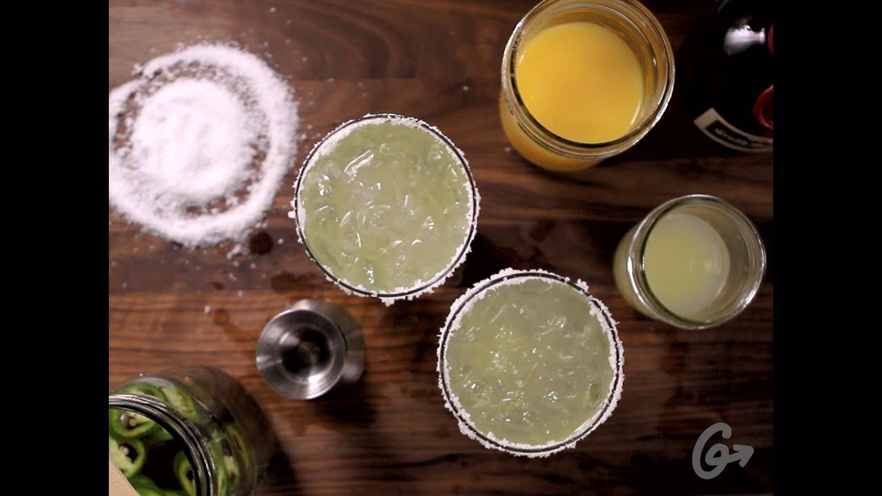 Healthier Spicy Margarita Recipe Video forecast