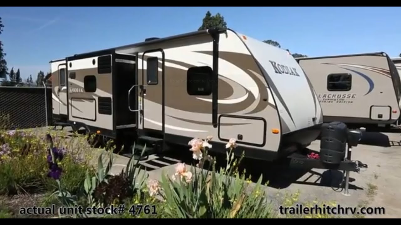 2014 Dutchmen RV Kodiak 276BHSL Stock # 4761