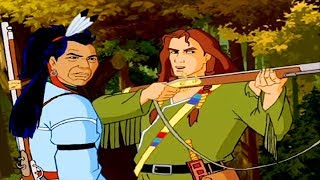 THE BLACK MOOSE The Last Of The Mohicans Full Episode 7 English