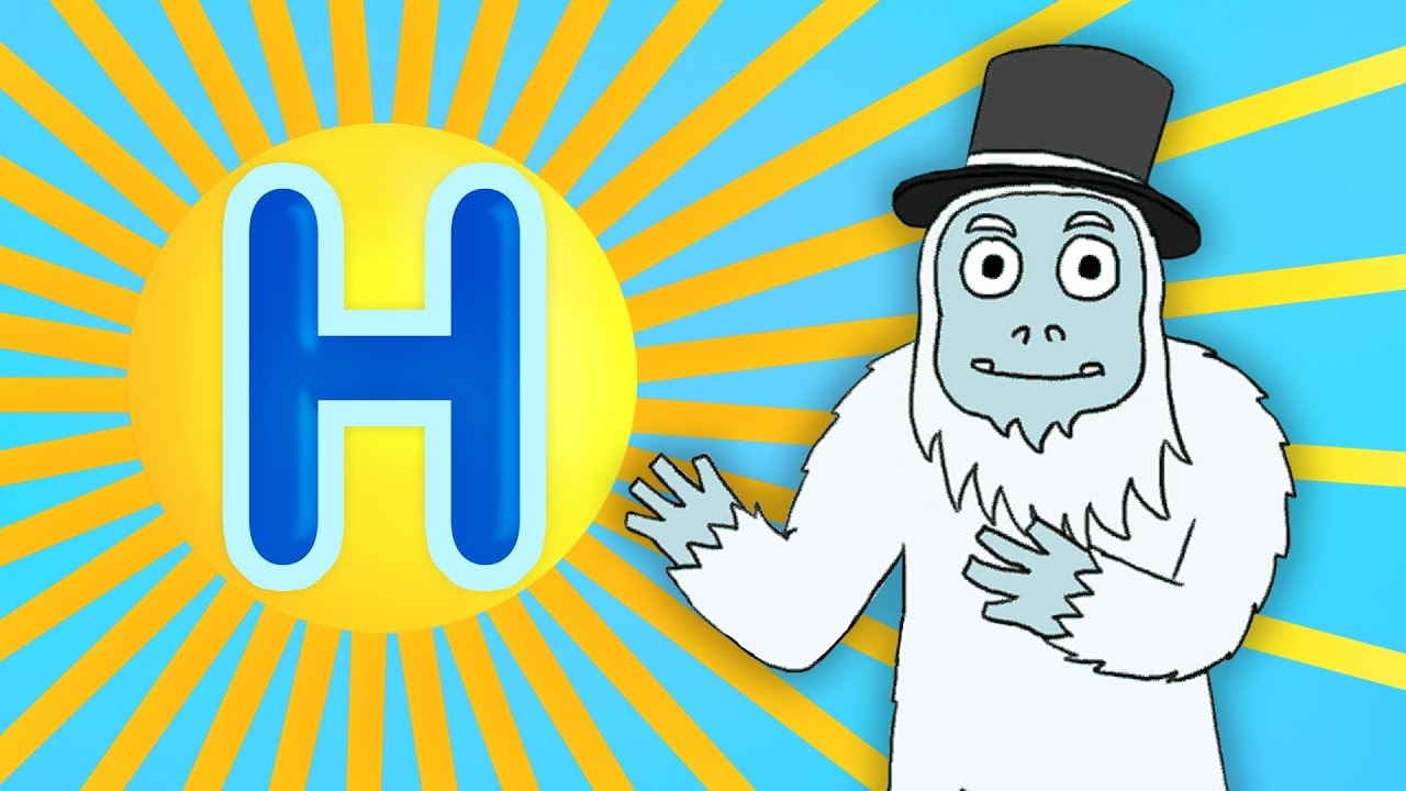 letter h song the letter h song the alphabetti yeti learn your abc s 22876 | maxresdefault