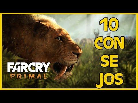 FAR CRY PRIMAL - 10 CONSEJOS - GUÍA - COMENTADA - KYMGAMES