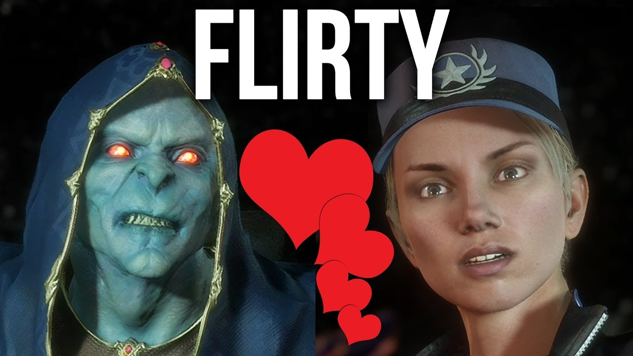 MORTAL KOMBAT 11 - FLIRTY INTROS & INTERACTIONS (MK11)