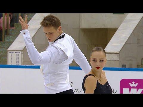 Александра Бойкова - Дмитрий Козловский.  Предсезонные контрольные прокаты по фигурному катанию