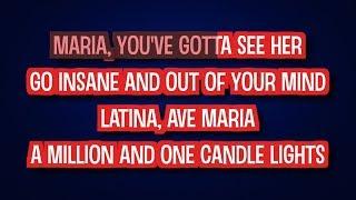 Maria - Blondie | Karaoke Version