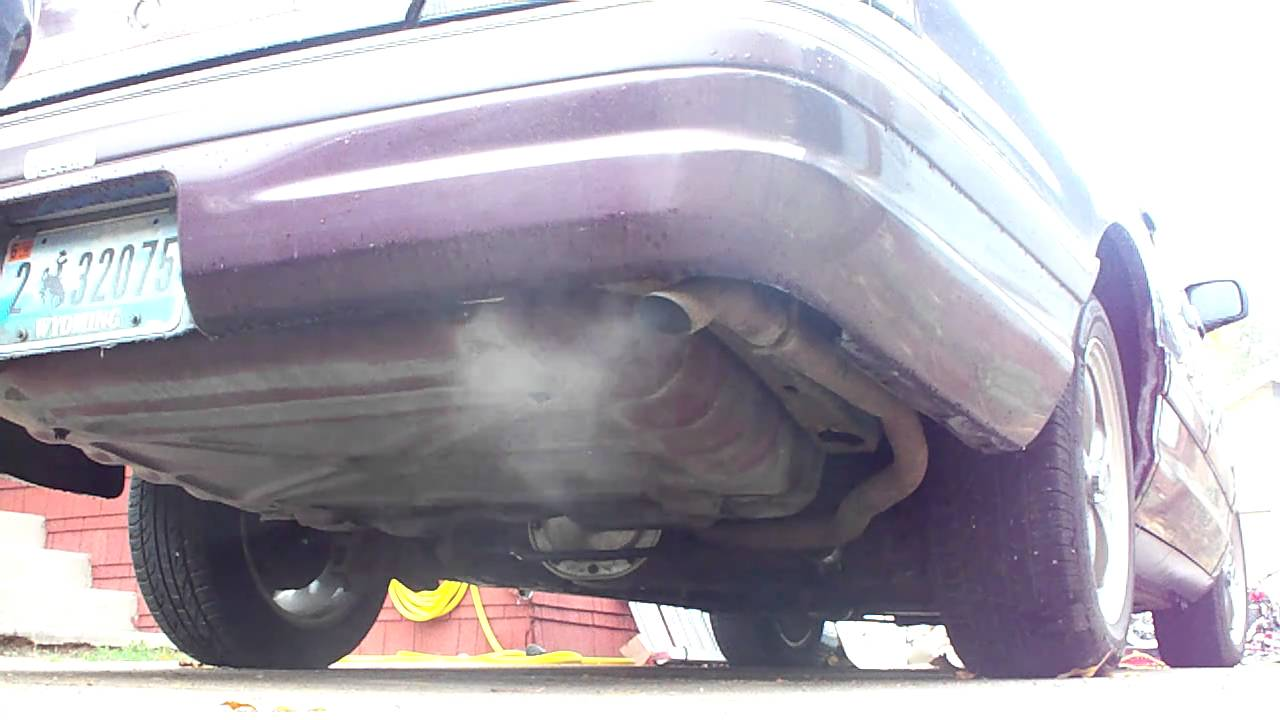 1994 crown vic single exhaust glass