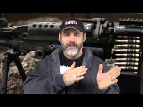 Ban Full Auto Firearms...