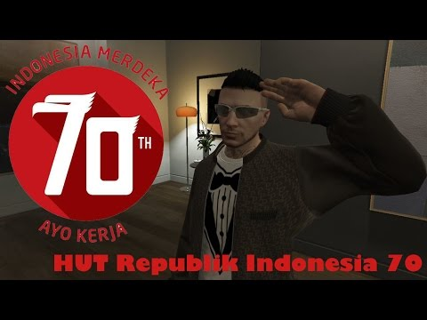 GTA Online ''Special Hut Republik Indonesia ke 70''