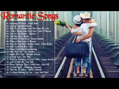 Most Beautiful Love Songs About Falling In Love Collection - Best Romantic Songs Of All Time