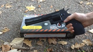 (Airgun) Revolver Swiss Arms .357 [Python] (FR)