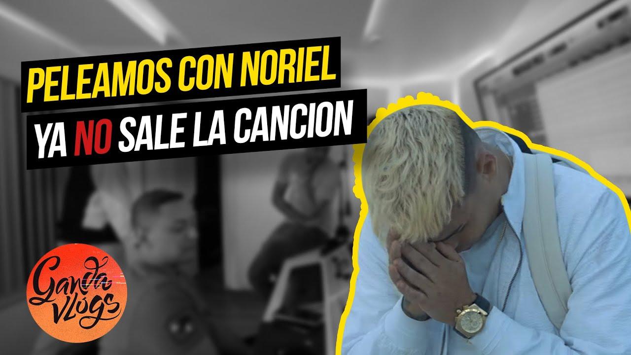 Download PELEAMOS CON NORIEL 🤬🤦🏻♂️ LA CANCION NO VA A SALIR 🤬🤦🏻♂️ | Ganda Vlogs
