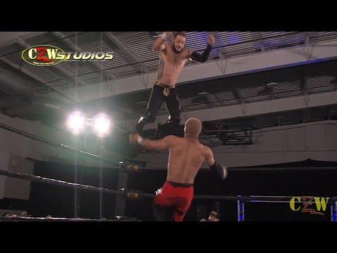 CZW | Zachary Wentz vs. Myron Reed vs. Trey Miguel