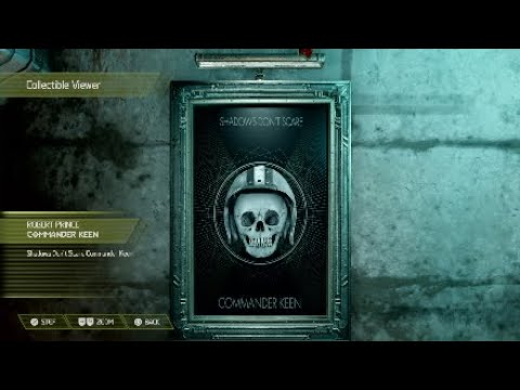 Doom Eternal - Shadows Don't Scare Commander Keen