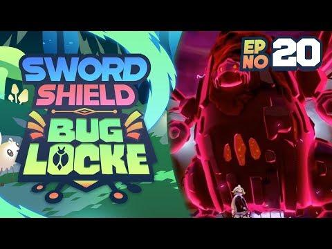 BUGS = SQUASHED. Pokemon Sword And Shield BugLocke | Episode 20