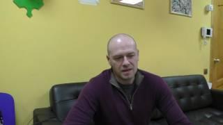 Смотреть Александр Раскин, директор компании о тренинге