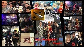 刀塔2吉隆坡 / KL Major Dota 2 Vlog #1 GGz聚會