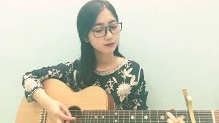 Chẳng nói nên lời - Nguyễn Hoàng Dũng || guitar cover | Phương Thanh