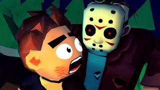 ЭТУ ПЯТНИЦУ 13 ТЫ НИКОГДА НЕ ЗАБУДЕШЬ  Friday The 13 Killer Puzzle 1
