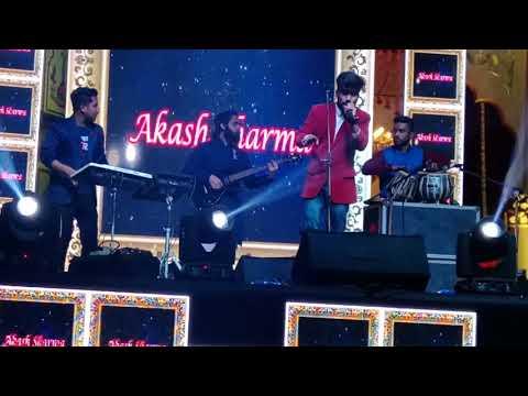 #AKASH SHARMA~Live@MH ONE RESORT😍😘