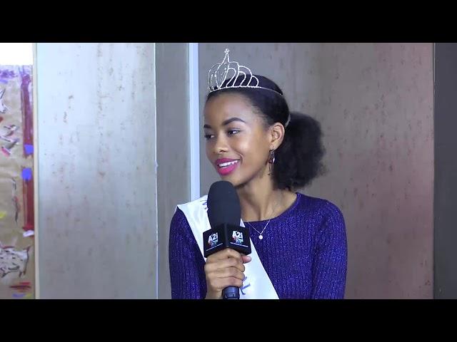 Miss SENEGAL 2020 ( Entretien avec Miss SENEGAL/MAROC )