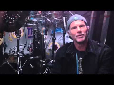 Red Hot Chili Peppers - Auction Of Chad Smith's Super Bowl Halftime Show Drum Kits Thumbnail image