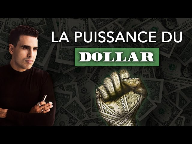 La puissance du DOLLAR | IDRISS ABERKANE