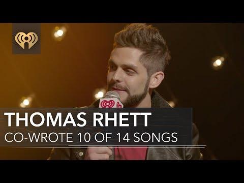 Thomas Rhett's 'Life Changes': Stories Behind the Songs