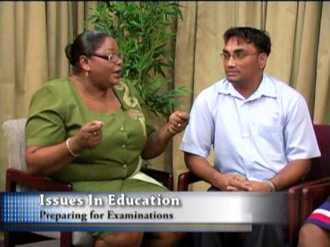 Issues in Education - Preparing for Examinations