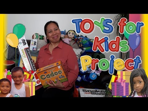 Toys For Kids Project By Queen Tas (Because SHARING Is CARING!)