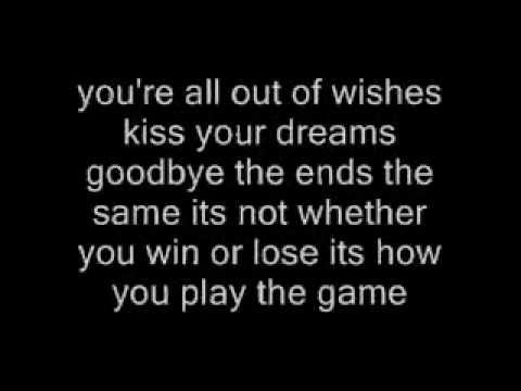 Alexa Vega  Game Over lyrics